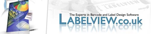 Visit Labelview.co.uk - The leading suppliers of Label Design and Barcode Printing Software