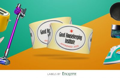 Featuring: Good Housekeeping Institute Printed Labels