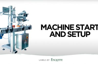 How to Setup Your Labelling Machine