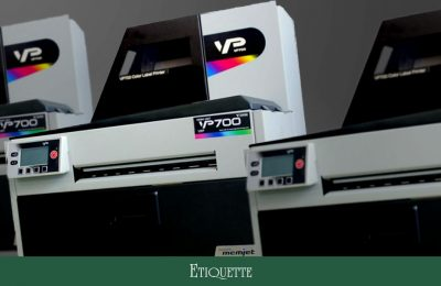 VP700 Full Colour Label Printer from Etiquette
