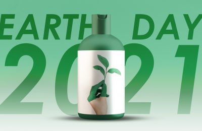 Celebrate Earth Day by reducing the use of fossil-based substrates.