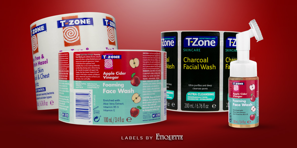 T-zone Labels